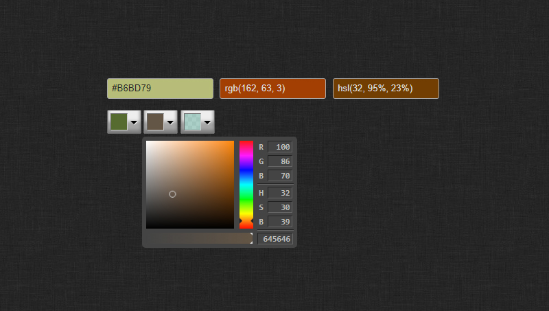 Post thumbnail: 19 jQuery Color Picker Plugins