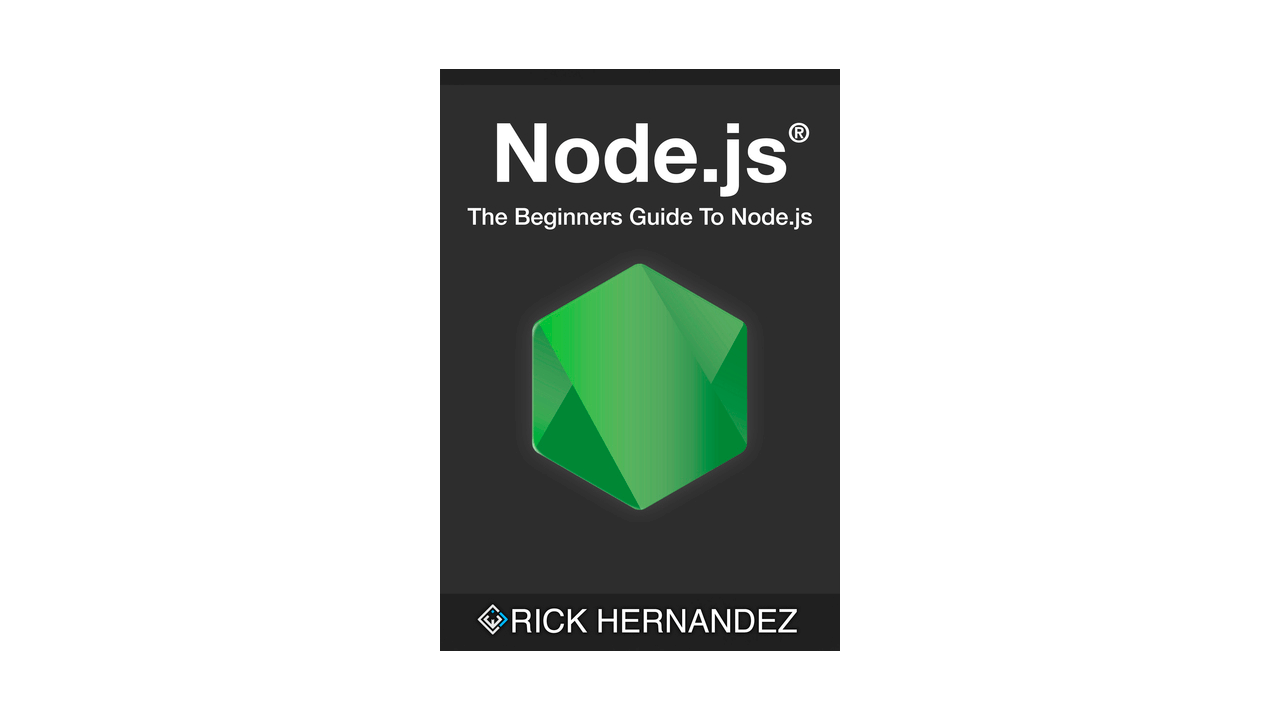 Book image: The Beginners Guide To Node.js